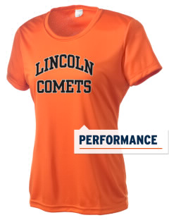 Lincoln Elementary School Comets Women's Competitor Performance T-Shirt