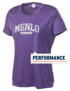 Menlo Elementary School Wildcats Women's Competitor Performance T-Shirt