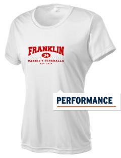 Franklin Elementary School Fireballs Women's Competitor Performance T-Shirt