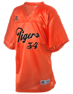 Red Oak Middle School Tigers Russell Kid's Replica Football Jersey