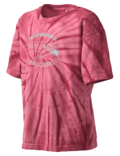 Independence High School Falcons Kid's Tie-Dye T-Shirt