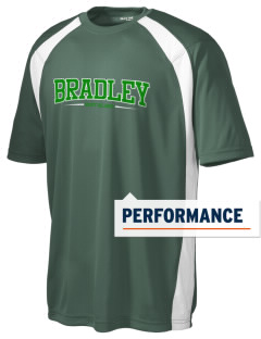 Bradley Elementary School Buffaloes Men's Dry Zone Colorblock T-Shirt