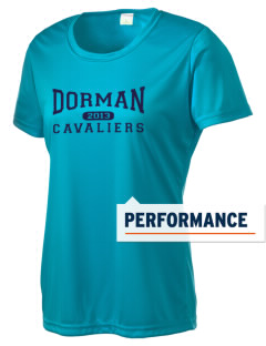 Dorman High School Cavaliers Women's Competitor Performance T-Shirt