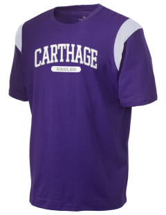 Carthage Elementary School Eagles Holloway Men's Rush T-Shirt
