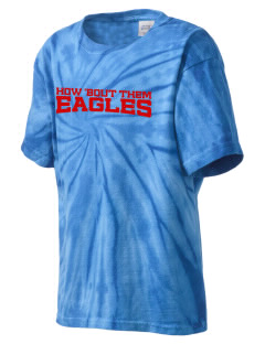 Falling Water Elementary School Eagles Kid's Tie-Dye T-Shirt