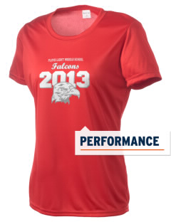 Floyd Light Middle School Falcons Women's Competitor Performance T-Shirt