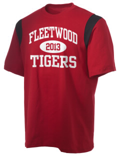 Fleetwood Elementary School Tigers Holloway Men's Rush T-Shirt