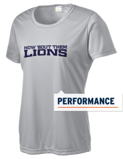 Hoover Elementary School Lions Women's Competitor Performance T-Shirt
