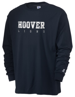 Hoover Elementary School Lions  Russell Men's Long Sleeve T-Shirt