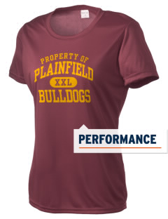 Plainfield Elementary School Bulldogs Women's Competitor Performance T-Shirt