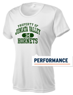 Juniata Valley High School Hornets Women's Competitor Performance T-Shirt