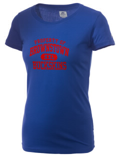 Brownstown Elementary School Buckskins  Russell Women's Campus T-Shirt