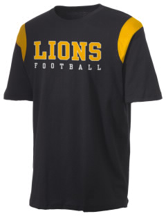 Mazie C Gable Elementary School Lions Holloway Men's Rush T-Shirt