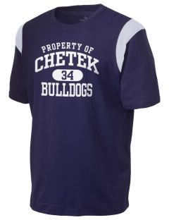 Chetek High School Bulldogs Holloway Men's Rush T-Shirt