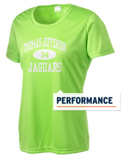 Thomas Jefferson Elementary School Jaguars Women's Competitor Performance T-Shirt