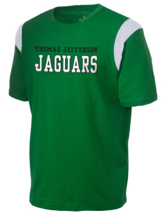 Thomas Jefferson Elementary School Jaguars Holloway Men's Rush T-Shirt