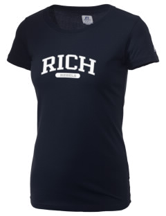 Rich High School Rebels  Russell Women's Campus T-Shirt