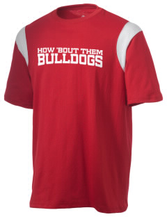 Barre City Elementary Middle School Bulldogs Holloway Men's Rush T-Shirt