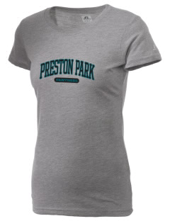 Preston Park Primary School Penguins  Russell Women's Campus T-Shirt