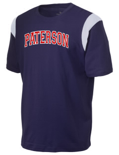 Paterson Elementary School Pioneers Holloway Men's Rush T-Shirt