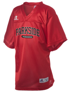 Parkside Elementary School Thunderbirds Russell Kid's Replica Football Jersey