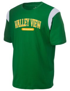 Valley View Elementary School Dragons Holloway Men's Rush T-Shirt