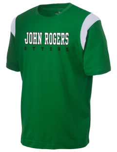 John Rogers Elementary School Otters Holloway Men's Rush T-Shirt