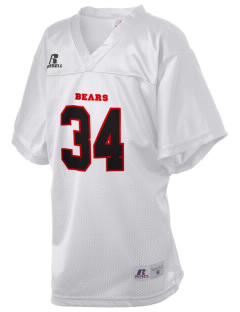 Viewlands Elementary School Bears Russell Kid's Replica Football Jersey