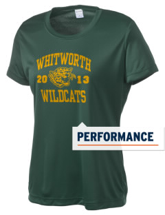 Whitworth Elementary School Wildcats Women's Competitor Performance T-Shirt