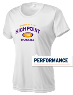 High Point Elementary School Huskies Women's Competitor Performance T-Shirt
