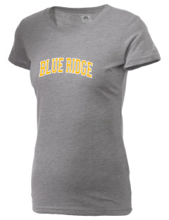 Blue Ridge Elementary School Eagles  Russell Women's Campus T-Shirt