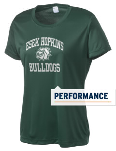 Esek Hopkins Middle School Bulldogs Women's Competitor Performance T-Shirt