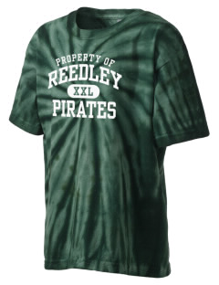 Reedley High School Pirates Kid's Tie-Dye T-Shirt