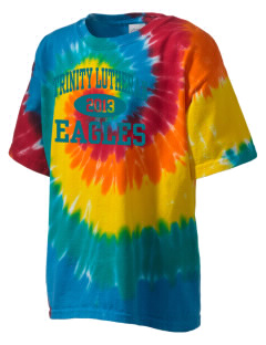 Trinity Lutheran School Eagles Kid's Tie-Dye T-Shirt