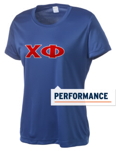 Chi Phi Women's Competitor Performance T-Shirt