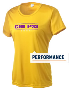 Chi Psi Women's Competitor Performance T-Shirt