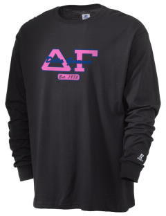 Delta Gamma  Russell Men's Long Sleeve T-Shirt