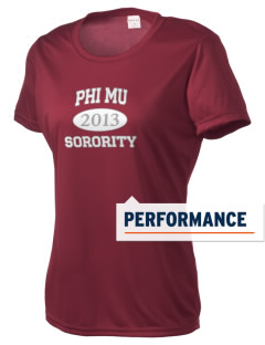 Phi Mu Women's Competitor Performance T-Shirt