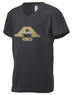 Acacia Kid's V-Neck Jersey T-Shirt