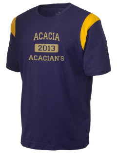 Acacia Holloway Men's Rush T-Shirt