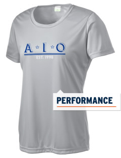 Alpha Iota Omicron Women's Competitor Performance T-Shirt
