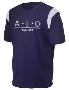 Alpha Iota Omicron Holloway Men's Rush T-Shirt