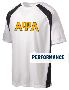 Alpha Psi Lambda Men's Dry Zone Colorblock T-Shirt