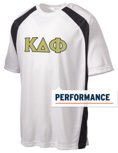Kappa Delta Phi Men's Dry Zone Colorblock T-Shirt