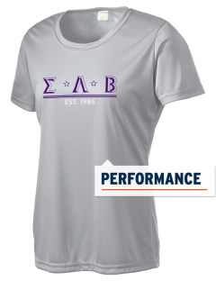 Sigma Lambda Beta Women's Competitor Performance T-Shirt