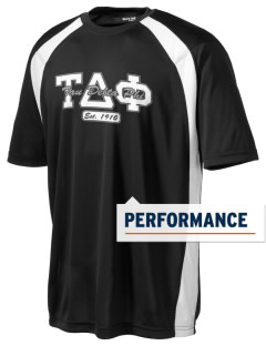 Tau Delta Phi Men's Dry Zone Colorblock T-Shirt