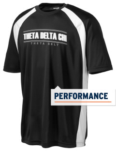 Theta Delta Chi Men's Dry Zone Colorblock T-Shirt