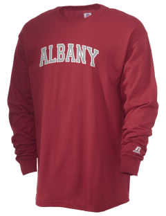 Albany Law School of Union University University  Russell Men's Long Sleeve T-Shirt