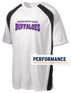 Arkansas Baptist College Buffaloes Men's Dry Zone Colorblock T-Shirt