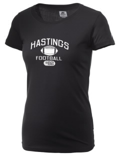 Hastings College Broncos  Russell Women's Campus T-Shirt